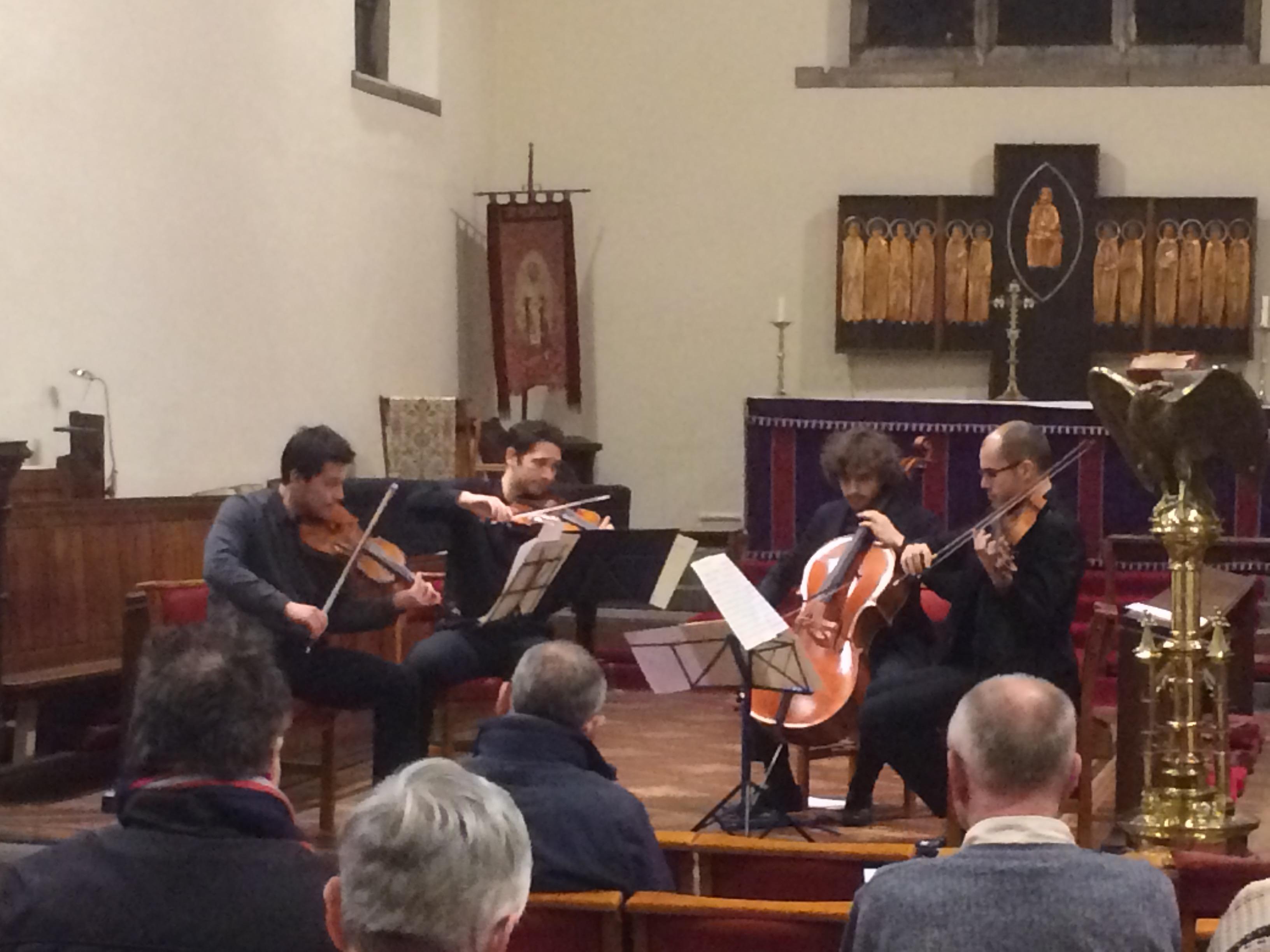 Idomeneo String Quartet